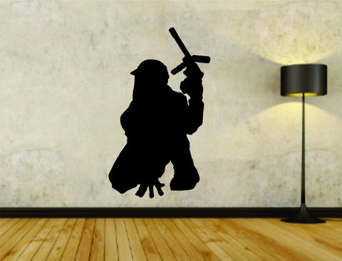 Paintball Paintballer Man Version 106 Vinyl Wall Decal Sticker - ezwalldecals  - vinyl decal - vinyl sticker - decals - stickers - wall decal - jdm decal - vinyl stickers - vinyl decals - 1