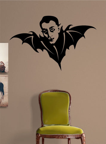 Vampire Bat Wall Vinyl Decal Sticker Art Graphic Sticker Halloween - ezwalldecals vinyl decal - vinyl sticker - decals - stickers - wall decal - jdm decal - vinyl stickers - vinyl decals - 1