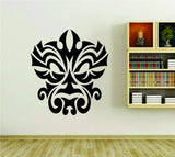 Tribal Mask Version 101 Tiki Vinyl Wall Decal Sticker - ezwalldecals  - vinyl decal - vinyl sticker - decals - stickers - wall decal - jdm decal - vinyl stickers - vinyl decals - 1