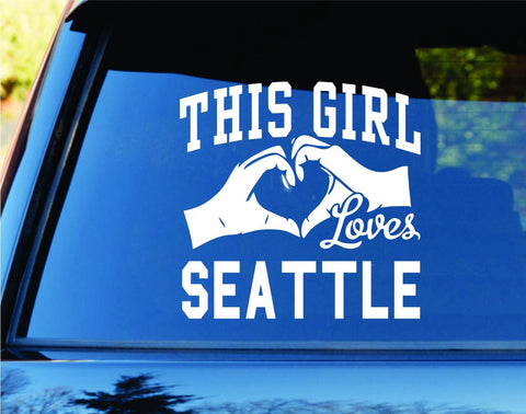 This Girl Loves Seattle Decal Sticker Car Window Truck Laptop - ezwalldecals vinyl decal - vinyl sticker - decals - stickers - wall decal - jdm decal - vinyl stickers - vinyl decals - 1