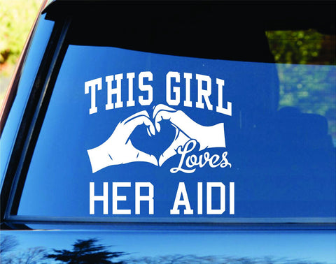 This Girl Loves Her Aidi Decal Sticker Car Window Truck Laptop - ezwalldecals vinyl decal - vinyl sticker - decals - stickers - wall decal - jdm decal - vinyl stickers - vinyl decals - 1