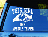 This Girl Loves Her Airedale Terrier Decal Sticker Laptop - ezwalldecals vinyl decal - vinyl sticker - decals - stickers - wall decal - jdm decal - vinyl stickers - vinyl decals - 1