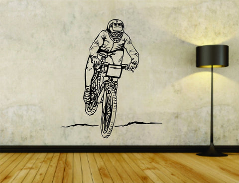 Mountain Bike Extreme Sports X Games Vinyl Wall Decal Sticker - ezwalldecals  - vinyl decal - vinyl sticker - decals - stickers - wall decal - jdm decal - vinyl stickers - vinyl decals - 1