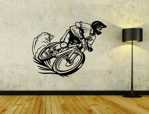 Bmx Bike Rider Extreme Trick Version 102 Vinyl Wall Decal Sticker Car Window - ezwalldecals vinyl decal - vinyl sticker - decals - stickers - wall decal - jdm decal - vinyl stickers - vinyl decals - 1