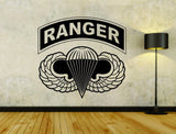 Army Ranger Logo Military Soldier Uniform Vinyl Wall Decal Sticker Car Window - ezwalldecals  - vinyl decal - vinyl sticker - decals - stickers - wall decal - jdm decal - vinyl stickers - vinyl decals - 1