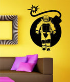 Bomb Squad Technician Vinyl Wall Decal Sticker - ezwalldecals  - vinyl decal - vinyl sticker - decals - stickers - wall decal - jdm decal - vinyl stickers - vinyl decals - 1