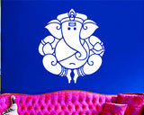 Ganesha Elephant Version 102 Wall Decal Sticker - ezwalldecals  - vinyl decal - vinyl sticker - decals - stickers - wall decal - jdm decal - vinyl stickers - vinyl decals - 1