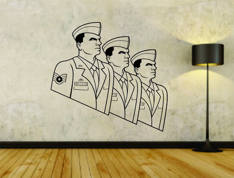 USA Soldiers Soldier Military Army Marines Version 104 Vinyl Wall Decal Sticker - ezwalldecals vinyl decal - vinyl sticker - decals - stickers - wall decal - jdm decal - vinyl stickers - vinyl decals - 1
