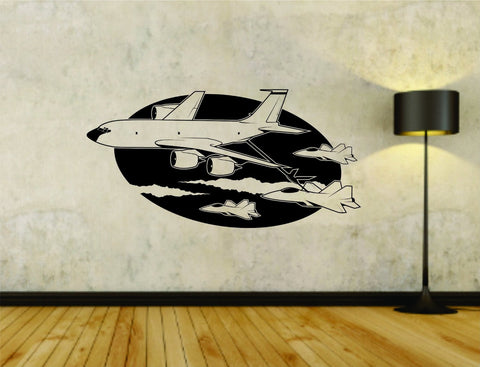 Military Planes Fighter Jets Symbols Soldiers Uniform Vinyl Wall Decal Sticker - ezwalldecals  - vinyl decal - vinyl sticker - decals - stickers - wall decal - jdm decal - vinyl stickers - vinyl decals - 1
