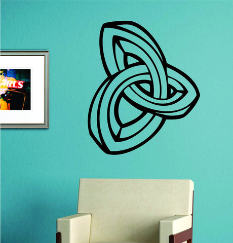 Celtic Knot Decal Sticker Boy Teen Wall Vinyl Decals Stickers Art Graphic - ezwalldecals  - vinyl decal - vinyl sticker - decals - stickers - wall decal - jdm decal - vinyl stickers - vinyl decals - 1