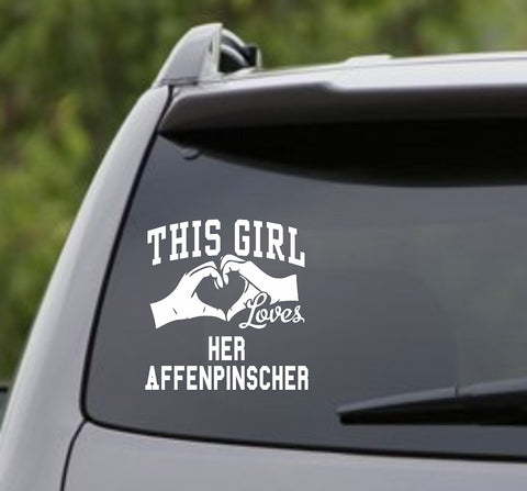 This Girl Loves Her Affenpinscher Decal Sticker Car Window Laptop - ezwalldecals vinyl decal - vinyl sticker - decals - stickers - wall decal - jdm decal - vinyl stickers - vinyl decals - 1