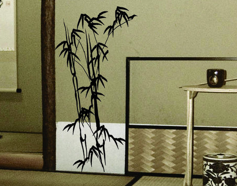 Bamboo Version 102 Wall Decal Sticker - ezwalldecals  - vinyl decal - vinyl sticker - decals - stickers - wall decal - jdm decal - vinyl stickers - vinyl decals - 1