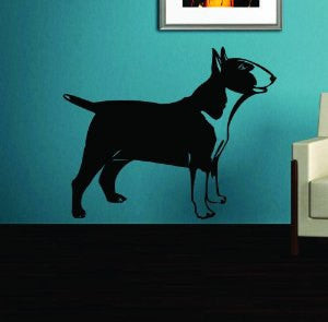 Dog Version 107 Decal Sticker Wall - ezwalldecals  - vinyl decal - vinyl sticker - decals - stickers - wall decal - jdm decal - vinyl stickers - vinyl decals - 1