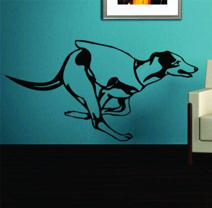 Dog Version 102 Decal Sticker Wall - ezwalldecals  - vinyl decal - vinyl sticker - decals - stickers - wall decal - jdm decal - vinyl stickers - vinyl decals - 1