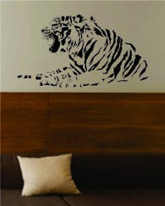 Tiger Version 101 Decal Sticker Wall - ezwalldecals  - vinyl decal - vinyl sticker - decals - stickers - wall decal - jdm decal - vinyl stickers - vinyl decals - 1