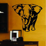Elephant Wall Decal Sticker - ezwalldecals  - vinyl decal - vinyl sticker - decals - stickers - wall decal - jdm decal - vinyl stickers - vinyl decals - 1