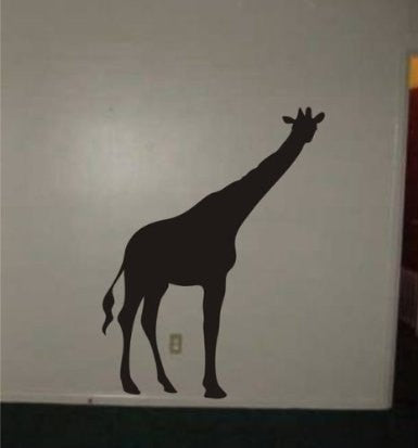Giraffe Vinyl Wall Decal Mural Sticker - ezwalldecals  - vinyl decal - vinyl sticker - decals - stickers - wall decal - jdm decal - vinyl stickers - vinyl decals - 1