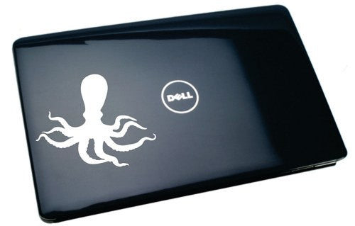 Octopus Vinyl Decal Sticker Art Graphic Sticker Laptop Car Window - ezwalldecals vinyl decal - vinyl sticker - decals - stickers - wall decal - jdm decal - vinyl stickers - vinyl decals - 1