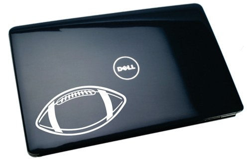 Football Vinyl Decal Sticker Art Graphic Sticker Laptop Car Window - ezwalldecals vinyl decal - vinyl sticker - decals - stickers - wall decal - jdm decal - vinyl stickers - vinyl decals - 1