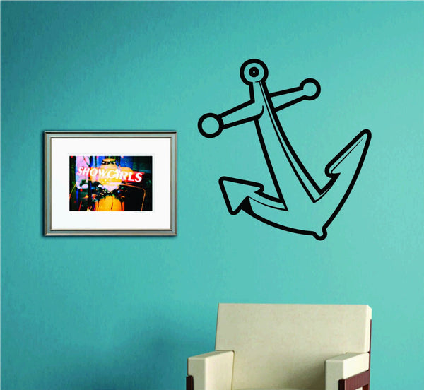 Anchor Version 101 Wall Decal Sticker Family Art Graphic Home Decor Mural Decal Sticker Famous Quotes Wall Mural - ezwalldecals  - vinyl decal - vinyl sticker - decals - stickers - wall decal - jdm decal - vinyl stickers - vinyl decals - 1