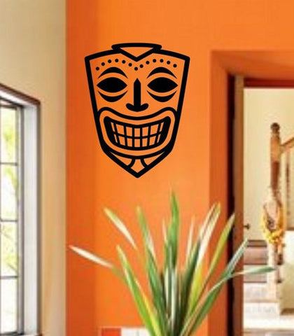 Tiki Decal Sticker Wall Mural Art Graphic Vintage Baby Nursery Office Room Boy Girl Central Eastern Polynesian - ezwalldecals  - vinyl decal - vinyl sticker - decals - stickers - wall decal - jdm decal - vinyl stickers - vinyl decals - 1