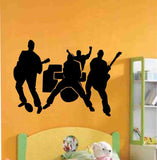 Rock Band Vinyl Sticker Wall Art Graphic Music - ezwalldecals  - vinyl decal - vinyl sticker - decals - stickers - wall decal - jdm decal - vinyl stickers - vinyl decals - 1