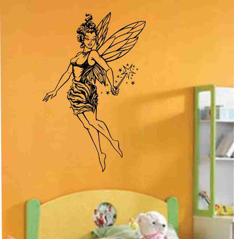 Fairy Version 101 Vinyl Wall Decal Sticker Decal Stickers  Nursery Kids Room Fantasy - ezwalldecals  - vinyl decal - vinyl sticker - decals - stickers - wall decal - jdm decal - vinyl stickers - vinyl decals - 1