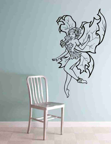 Fairy Version 102 Vinyl Wall Decal Sticker Decal Stickers Nursery Kids Room Fantasy - ezwalldecals  - vinyl decal - vinyl sticker - decals - stickers - wall decal - jdm decal - vinyl stickers - vinyl decals - 1