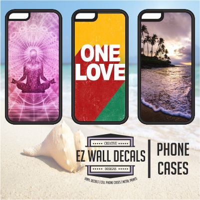 EZ Wall Decals - Cell Phone Cases