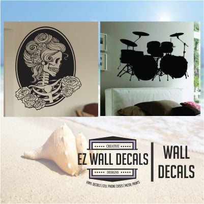 EZ Wall Decals - Wall Decals