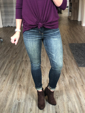 Midpark Olivia Ultra High Rise Jeans