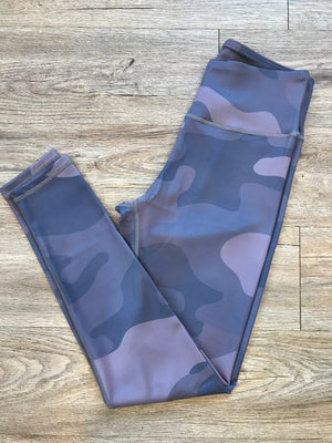 Quietly Camo Leggings