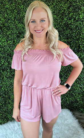 Romping Around Town Romper