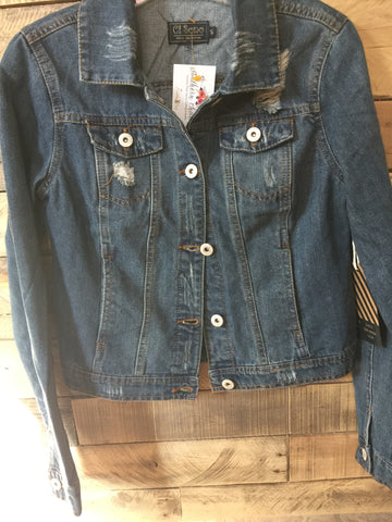 SC-Denim Jacket