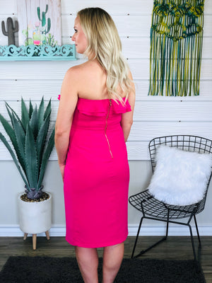 Strapless Stella Dress