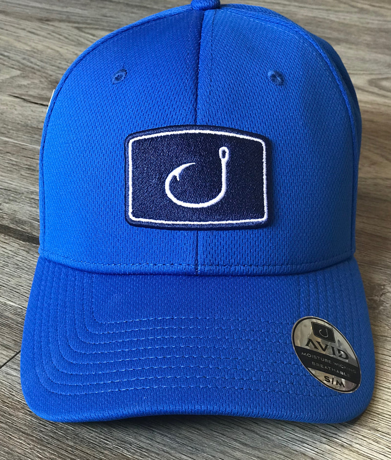 Iconic Fitted Fishing Hat - Royal