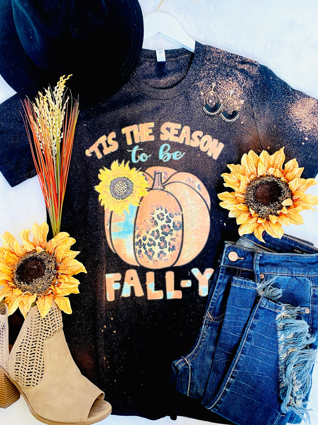 Tis The Season to be Fall-y Tee