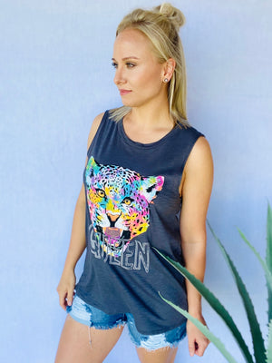Queen Cheetah Tank