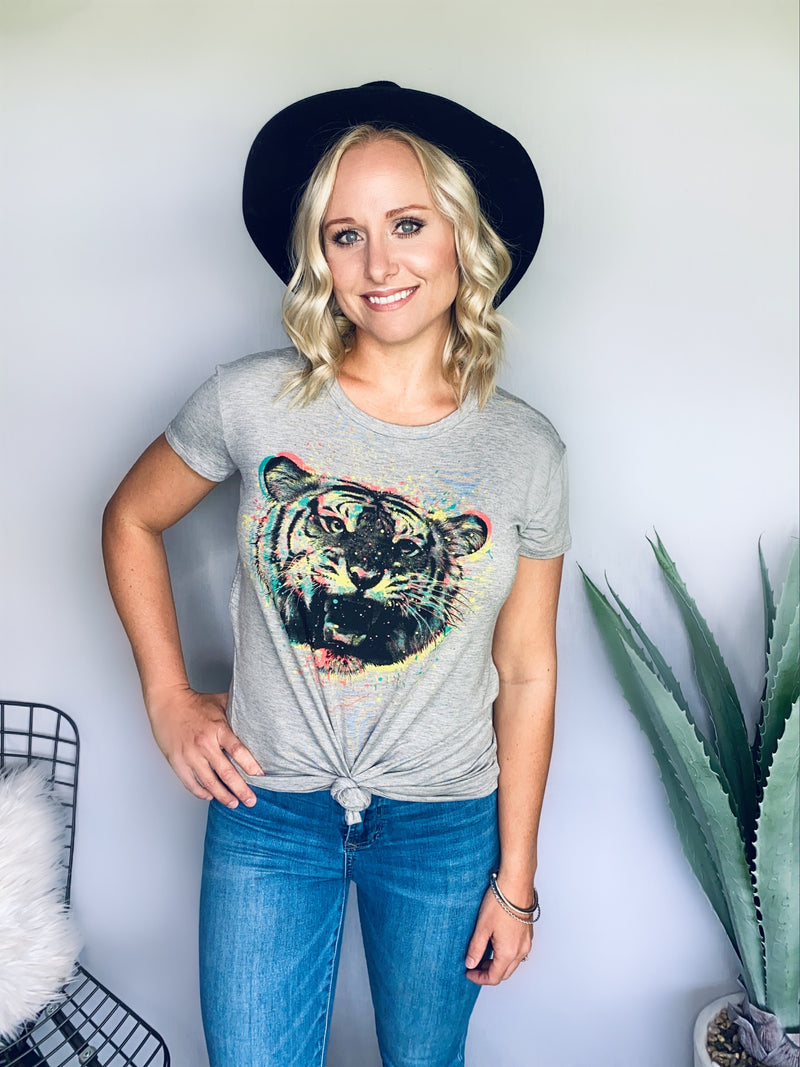 Feeling Feisty Graphic Tee