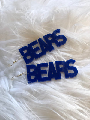 Bears Earrings