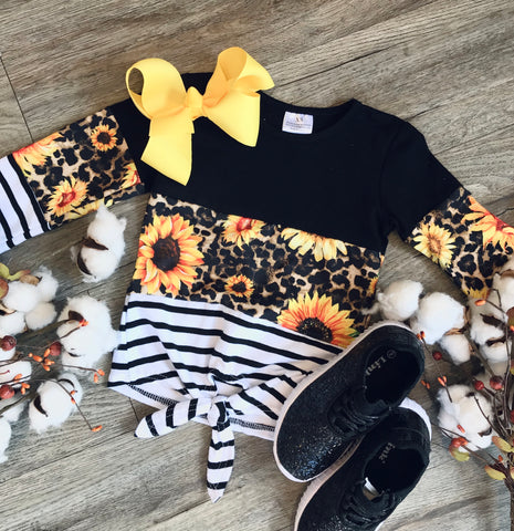 Sunflower Dayz Girls Top