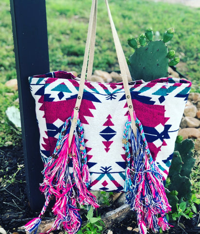 The Dancing Gypsy Tote