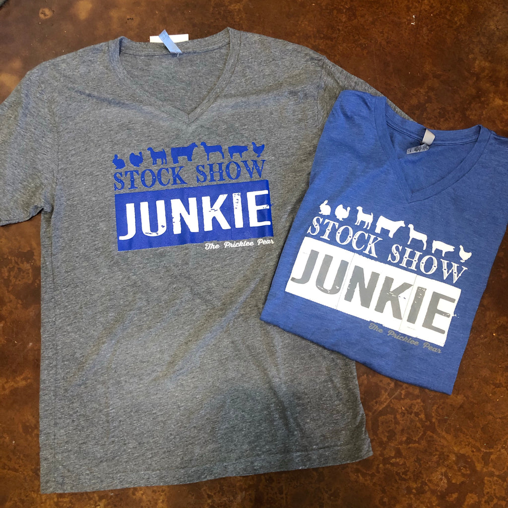 Youth Stockshow Junkie Tee