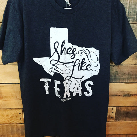 SC - She's Like Texas Tee