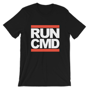 RUN CMD Unisex Shirt