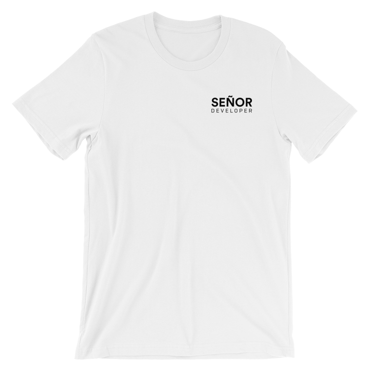 Señor Developer Shirt