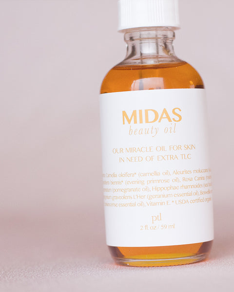 Midas Healing Beauty Oil