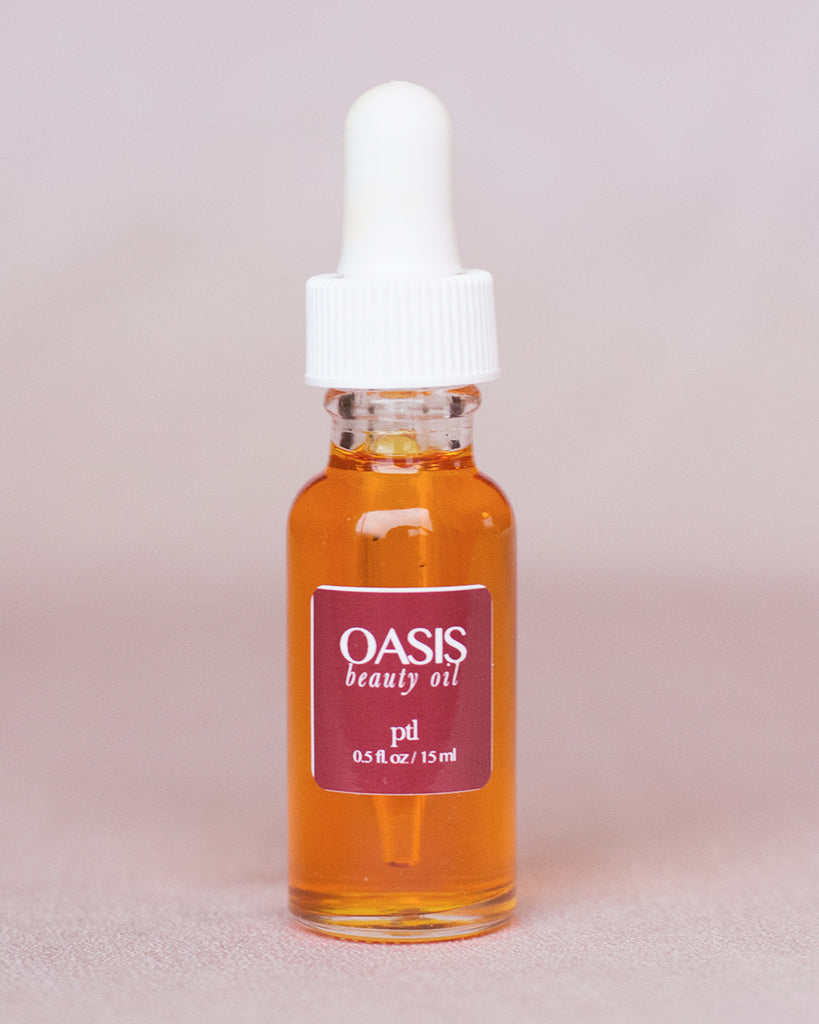 Oasis Nourishing Beauty Oil