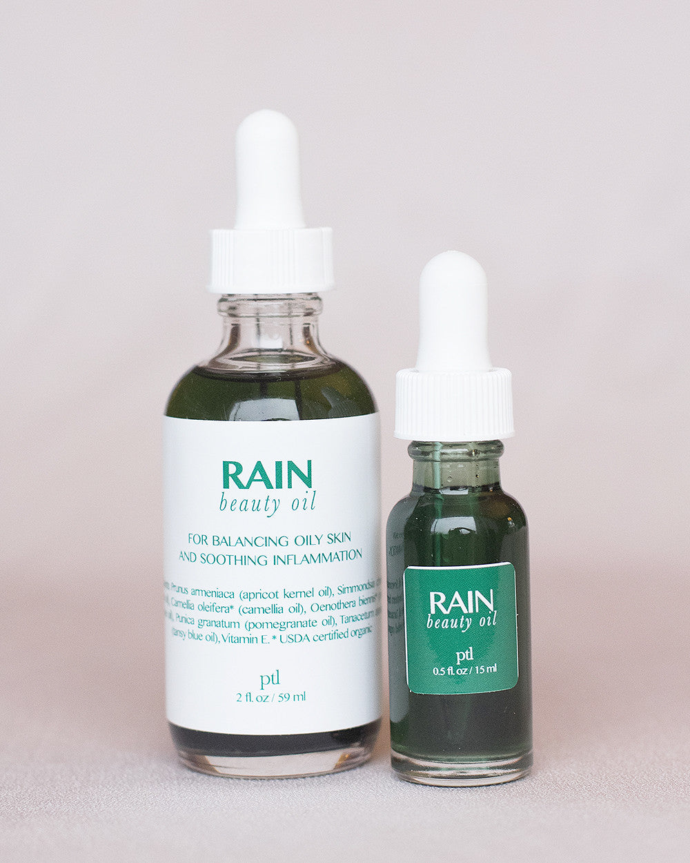 Rain Balancing Beauty Oil
