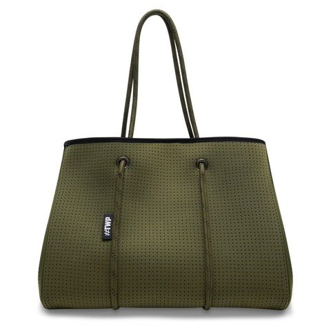 Image of Khaki Everyday Tote Bag